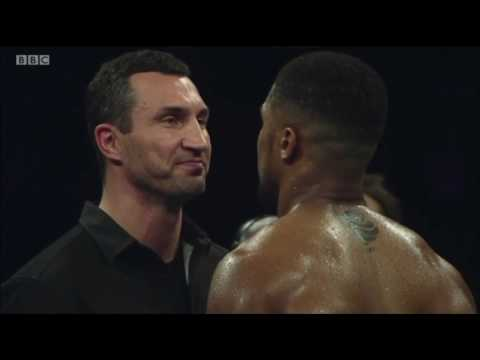 Anthony Joshua: The Road To Klitschko Part 2