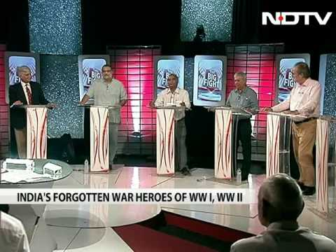 India's forgotten soldiers of World War I and II