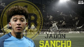 Jadon Sancho (Football)