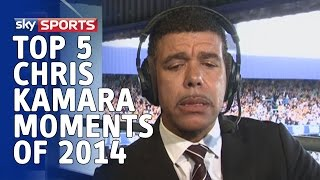Chris Kamara(Football)