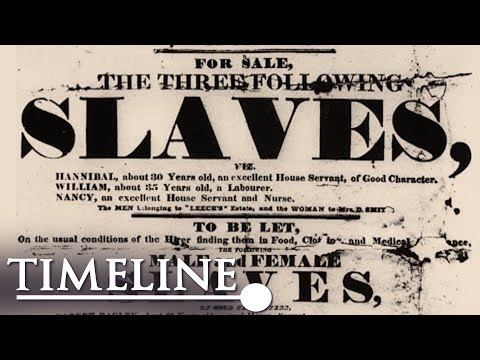 Unfinished Business (Britain's Slave Trade Documentary) |