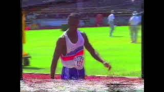 Francis Agyepong - (Athletics)