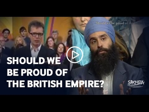 Should we be proud of the British Empire - BBC The Big Questions
