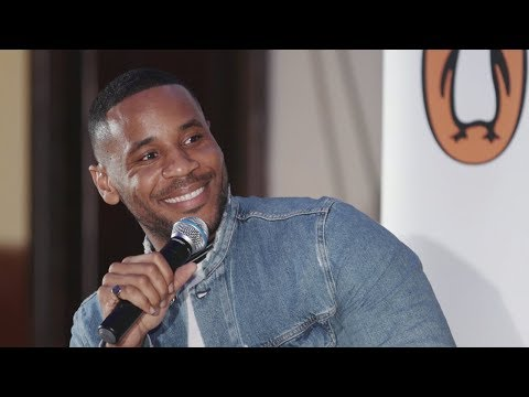 Reggie Yates in conversation with Clara Amfo
